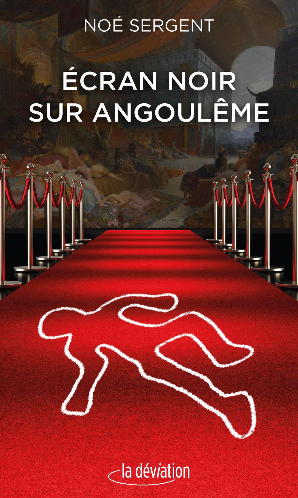 écran noir sur Angoulême