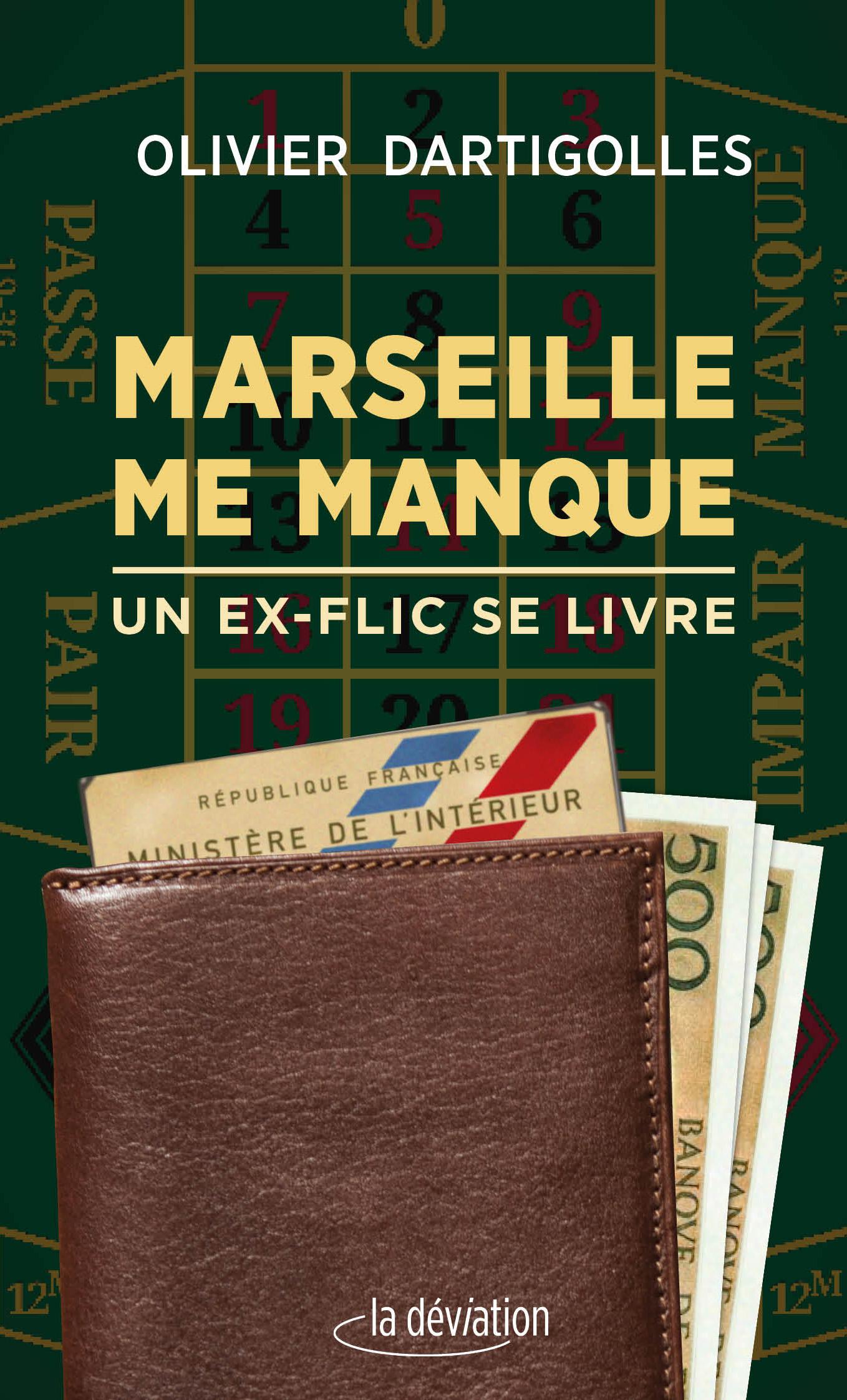 Marseille me manque