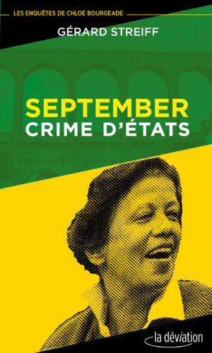 September Crime d'Etats, Dulcie September