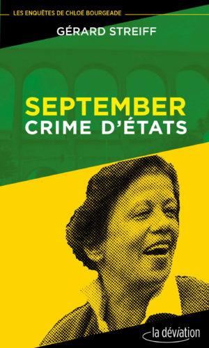 September Crime d'Etats, Dulcie September