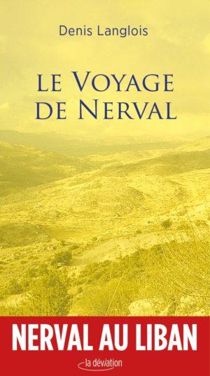 Couverture Le voyage de Nerval